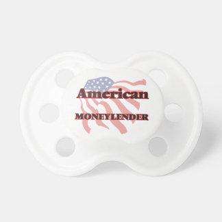 American Moneylender BooginHead Pacifier