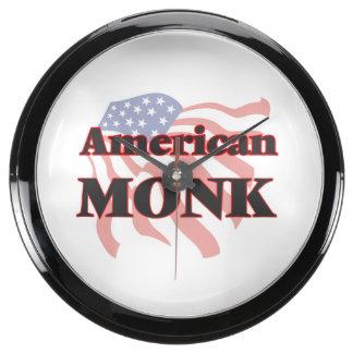 American Monk Aquarium Clocks