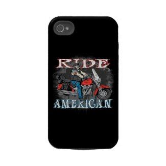 American Motorcycle Biker iPhone4 iPhone4s Case casemate_case