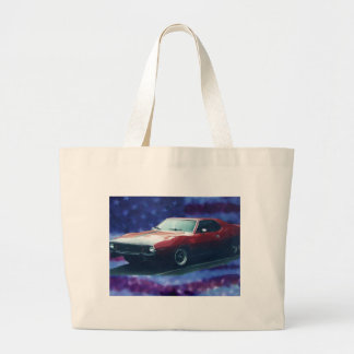 AMERICAN MOTORS 1974 JAVELIN SST LARGE TOTE BAG