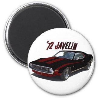 American Motors:  'Jabalina 72 Imán De Frigorífico