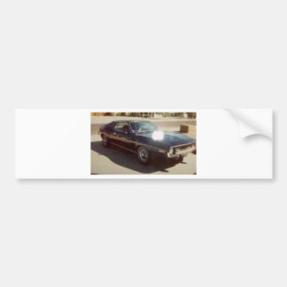 AMERICAN MOTORS JAVELIN AND GRAMLIN AND CACTI BUMPER STICKER