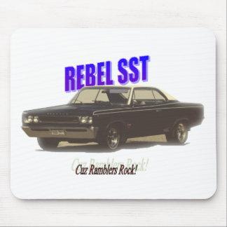American Motors:  Rebel SST Mouse Pad