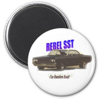 American Motors:  SST rebelde Iman