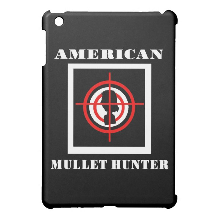 American Mullet Hunter Case For The iPad Mini
