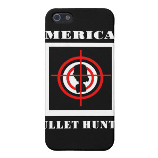 American Mullet Hunter iPhone SE/5/5s Cover