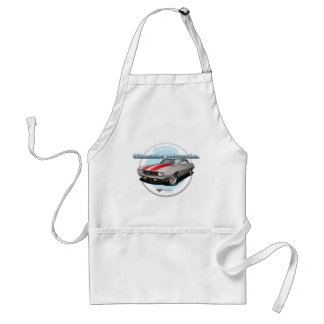 American Muscle2 Adult Apron
