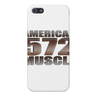 american muscle 572 Big Block crate motor iPhone SE/5/5s Cover
