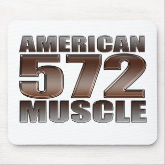 american muscle 572 Big Block crate motor Mousepads