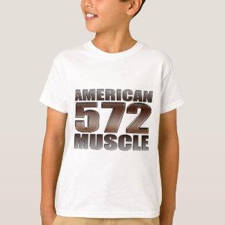 american muscle 572 Big Block crate motor T-Shirt
