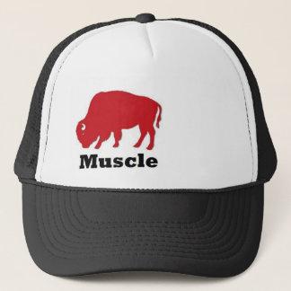 American Muscle Buffalo Trucker Trucker Hat