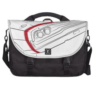American muscle car laptop bags