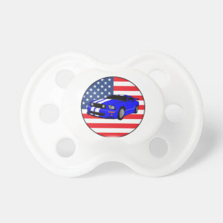 American Muscle Car Pacifier