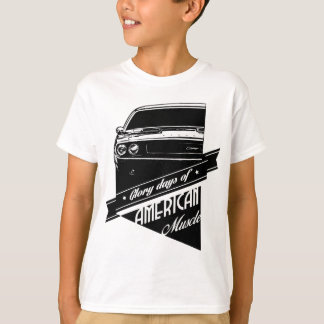 American Muscle Car the 1970 Challenger T-Shirt