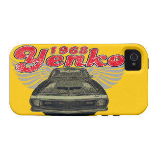 American muscle cars Case-Mate iPhone 4 cases