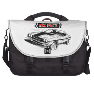 American Muscle - Dodge Challenger Laptoptaschen