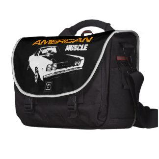 American Muscle - Mopar Dodge Coronet super Bee Laptop Bag