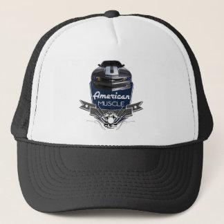 American Muscle New Camaro Trucker Hat