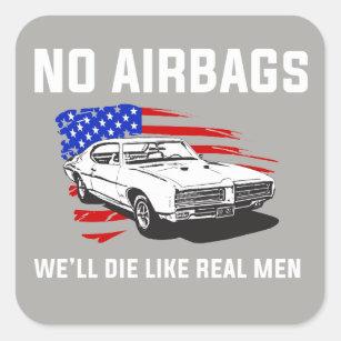 American Muscle Car Stickers Sticker Designs Zazzle