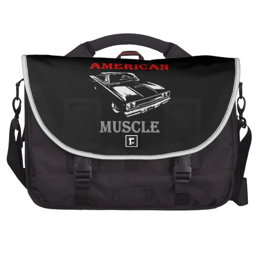 American Muscle - Plymouth Road Runner Commuter Bags