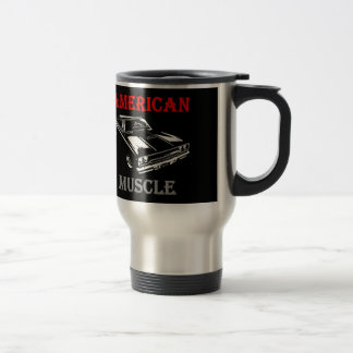 American Muscle - Plymouth Road Runner Travel Mug
