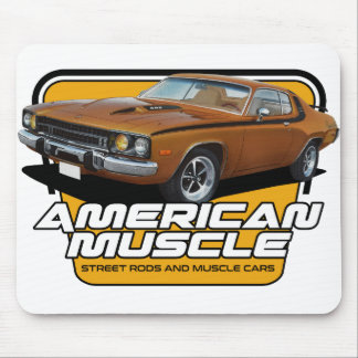 American Muscle Roadrunner Mouse Pad