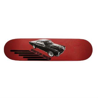 American Muscle Skateboard
