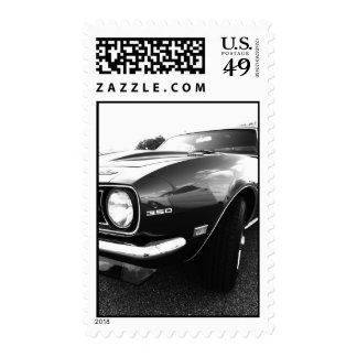 American Muscle Stamp