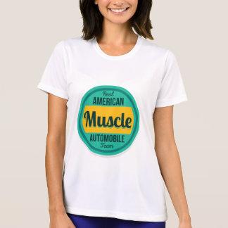 American Muscle. Vintage Americana. T-Shirt