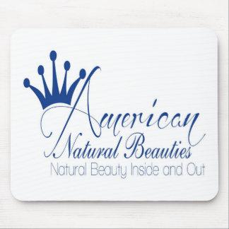 American Natural Beauties Mouse Pad