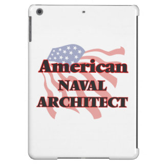 American Naval Architect iPad Air Cases