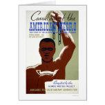 American Negro Story 1940 WPA Card