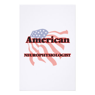 American Neurophysiologist Stationery