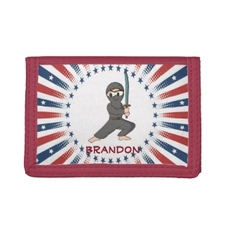 American Ninja Design Wallet