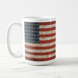 American Nucleoplasmin Classic White Coffee Mug