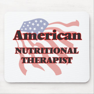 American Nutritional Therapist Mouse Pad