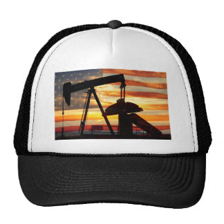 American Oil Trucker Hats