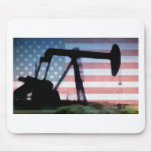 American Oil Mouse Pads