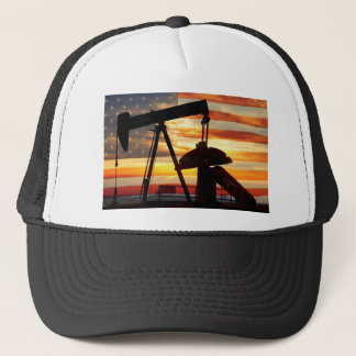 American Oil Trucker Hat