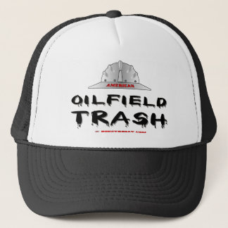 American Oilfield Trash Hat