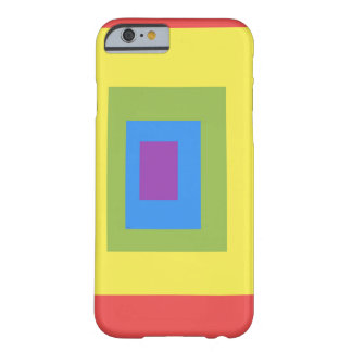 American OP-ART Barely There iPhone 6 Case