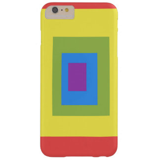 American OP-ART Barely There iPhone 6 Plus Case