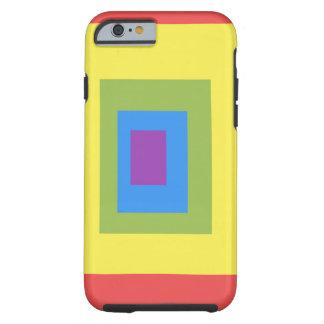 American OP-ART Tough iPhone 6 Case