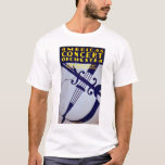 American Orchestra 1936 WPA T-Shirt