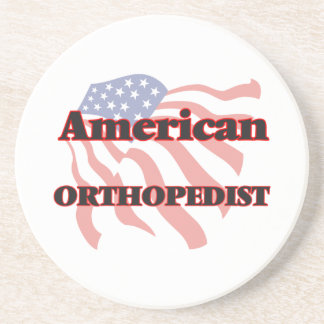 American Orthopedist Drink Coasters