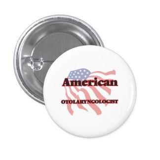 American Otolaryngologist 1 Inch Round Button