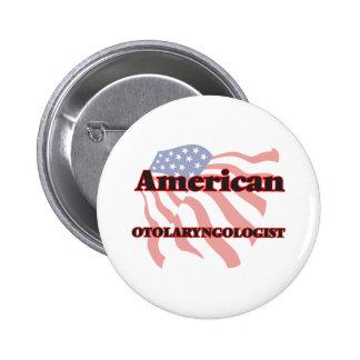 American Otolaryngologist 2 Inch Round Button
