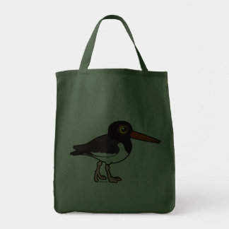 American Oystercatcher Tote Bags