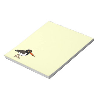 American Oystercatcher Memo Notepads