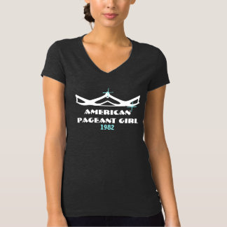 American Pageant Girl T-Shirt Bremen Style